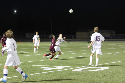 Soccer prepares for district race