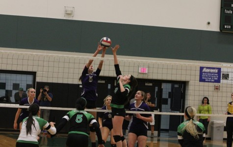 Volleyball looks to grab third seed for playoffs