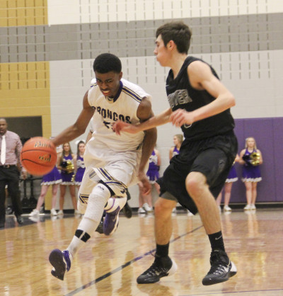 Basketball fights for playoff spot with three to play