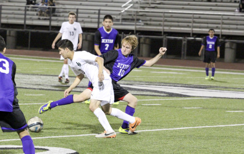 Denton finishes regular season with tough win over Lake Dallas