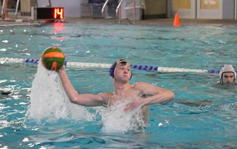 Water polo prepares for regionals