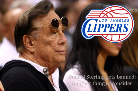 LA Clippers owner gets banned: another thing to consider