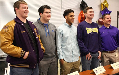 Staff Report: Four sign Letters of Intent during National Signing Day