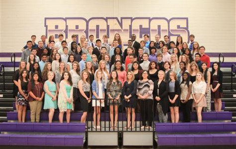 Seven graduates receive the distinguished IB Diploma