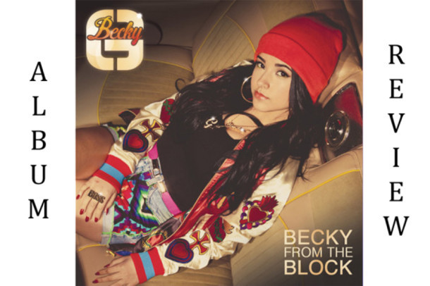 Becky from the Block