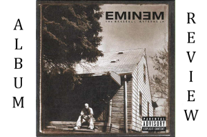 Eminem is back and better than ever with his newest album