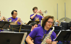 Lab Band performs at Arts and Jazz
