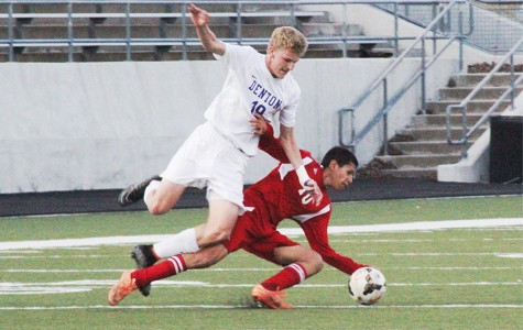 Denton advances to second round with 4-1 win over Carter-Riverside